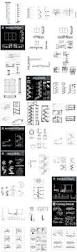 Stair Cad Block by Details Interior Design Full Cad Blocks Collections Best