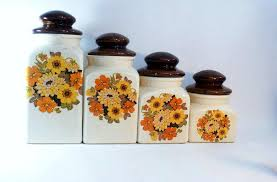 canisters for kitchen counter ceramic kitchen canister sets style goodies