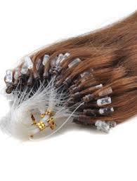 micro ring hair extensions chocolate brown micro ring hair extensions
