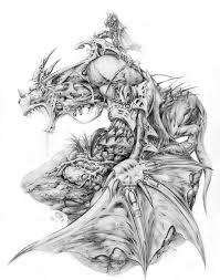 dragon pencil drawing pencil drawings