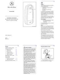hfp manual telephone mobile phones
