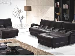 Livingroom Furniture Sale Furniture 38 Modern Black Leather Sectional Sofa With Chaise