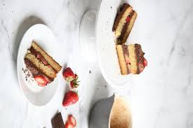 paleo vanilla cake the whole food diary