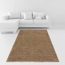 Rugs For Living Room by Amazon Com Soft Shag Area Rug 5x7 Plain Solid Color Beige