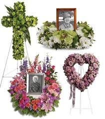 flowers for funeral service sunnyslope floral memorial service flower ideas grandville mi