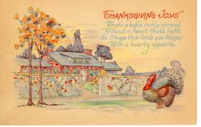 what a card awe inspiring vintage thanksgiving cards