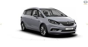 opel zafira interior 2016 2017 opel zafira facelift leaked on gm website here are the first