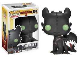 pop movies train dragon toothless funko