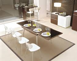 home design park modern extendable dining table calligaris for