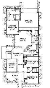 craftsman style house plan 3 beds 2 5 baths 1960 sq ft plan 472