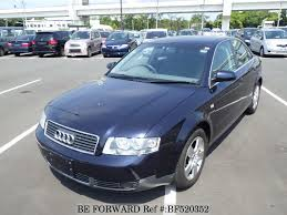 2001 audi a4 for sale used 2001 audi a4 2 0 gf 8ealt for sale bf520352 be forward