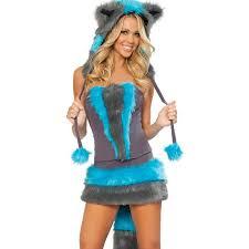 Eeyore Halloween Costume Aliexpress Buy Blue Cat Costume Women Animal