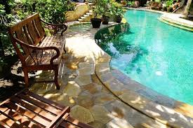 Above Ground Pool Landscaping Ideas Swimming Pool Landscaping Ideas Pictures Backyard Rocks Design