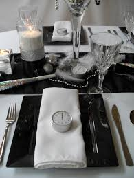 New Year S Eve Dinner Party Decorations by Black And White Theme New Year U0027s Eve Party Beautiful Inexpensive Ideas