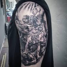 95 best saint michael tattoos designs u0026 meanings 2018