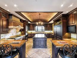 Mediterranean Kitchen - desert mountain mediterranean kitchen cstark design