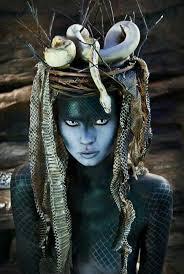 Medusa Halloween Costume Medusa Niki Lazaridou μέδουσα Médousa Medusa