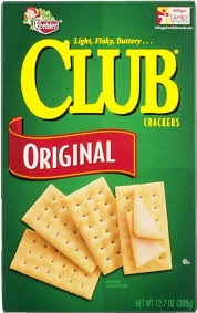 keebler club crackers original 41 1 ounce grocery