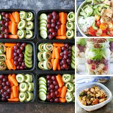 12 meal prep lunch ideas that put sandwiches to shame
