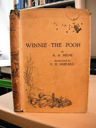 Winnie The Pooh Writing Paper Winnie The Pooh By Milne Methuen Abebooks
