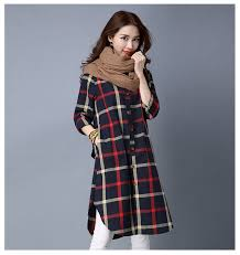 Maternity Plaid Shirt Online Buy Wholesale Plaid Maternity Shirt Dress From China Plaid