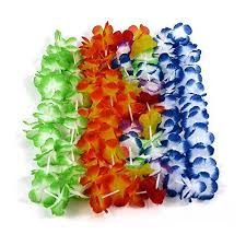 luau decorations luau party supplies 40 hawaiian leis party favors leis flowers