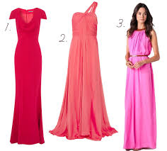 coloured dress bright spark coloured wedding dresses onefabday