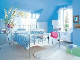 Light Blue Bedroom Colors  Calming Bedroom Decorating Ideas - Bedroom paint ideas blue