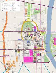 Boston Parking Map by Cma Fest Parking Map Wkrn News 2