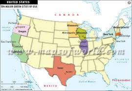 map usa chicago states cities us map where is chicago green cities in usa thempfa org