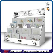 greeting cards wholesale tsd m547 rotating metal greeting card display stand gift card