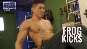 Dragon Flags Abs Bruce Lee U0027s Ab Workout For A Ripped Six Pack Youtube Abs