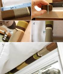 Make Roman Shades From Blinds Tutorial Cordless Classic Roman Shade The Chaseys