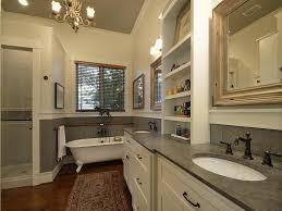 Clawfoot Bathtub Shelf Bed U0026 Bath Inspiring Bathroom Decor With Clawfoot Tub Shower