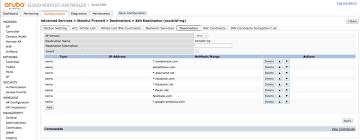 aruba controller social id developers