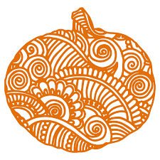 free halloween svg zentangle pumpkin svg mandala pumpkin svg free pumpkin svg