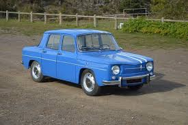 1964 renault 8 gordini classic driver market