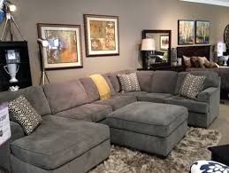 comfortable furniture for family room family room seating my husband wants brown leather i want gray