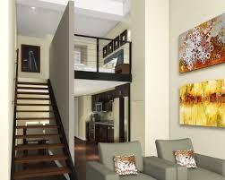 Industrial Loft Floor Plans Apartments Interior Inside Gerard Butler S Rustic New York Loft