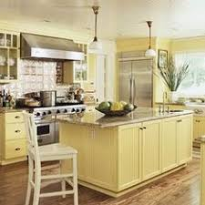 Blue And Yellow Kitchen Ideas Add Character To A Small Kitchen Base Cabinets Moldings And