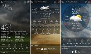 best for android 5 of the best weather apps for android freakingtech