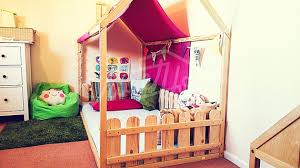 Dollhouse Toddler Bed Toddler Bed Frame Full Double Frame Bed Baby Room Kids