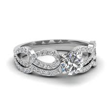 engagement and wedding ring set bridal sets buy custom designed wedding ring sets fascinating