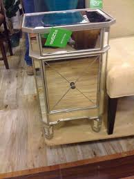 home goods mirrored nightstand miscellaneous