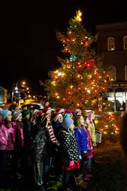 it s time to light the annual trees the concord insider