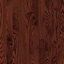 Solid Hardwood Floors - bruce american originals natural oak 5 16 in thick x 2 1 4 in w