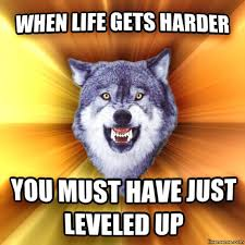 Courage Wolf Meme Generator - courage wolf meme generator wolf best of the funny meme