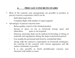 Stair Definition Precast Concrete Stairs