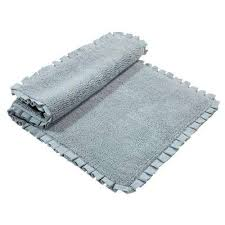 Silver Bath Rugs Reversible Bath Rugs U0026 Mats Mats The Home Depot