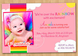 Free Invitation Card Maker Free Printable Birthday Invitations For Girls First Birthday